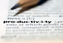 Learn more about information management to better understand productivity.