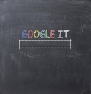 How does Google manage unstructured information - and how can you?