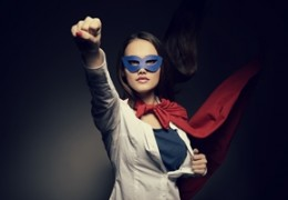We could all stand to become information super heroes.