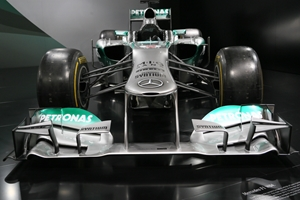 What sets a Formula One car apart? Information management plays a central role.